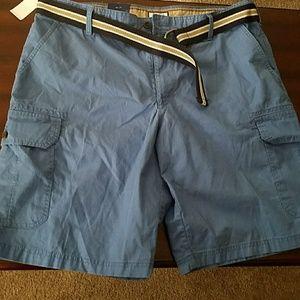 IZOD Men Cargo Shorts